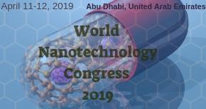 22nd World Nanotechnology Congress  , Abu Dhabi,UAE