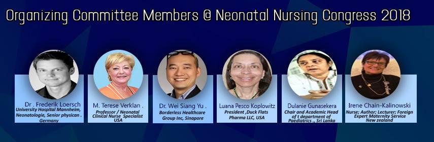 - Neonatal Nursing Congress 2018