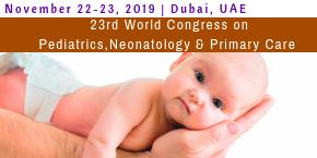 23rd World Congress on Pediatrics, Neonatology & Primary Care , Dubai,UAE