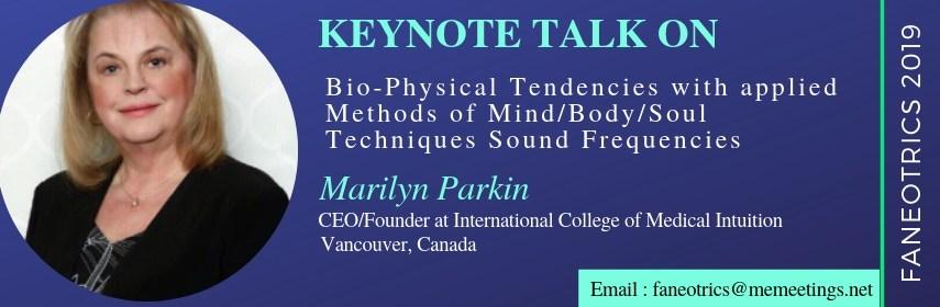 Keynote session at Faneotrics 2019 - Faneotrics 2019