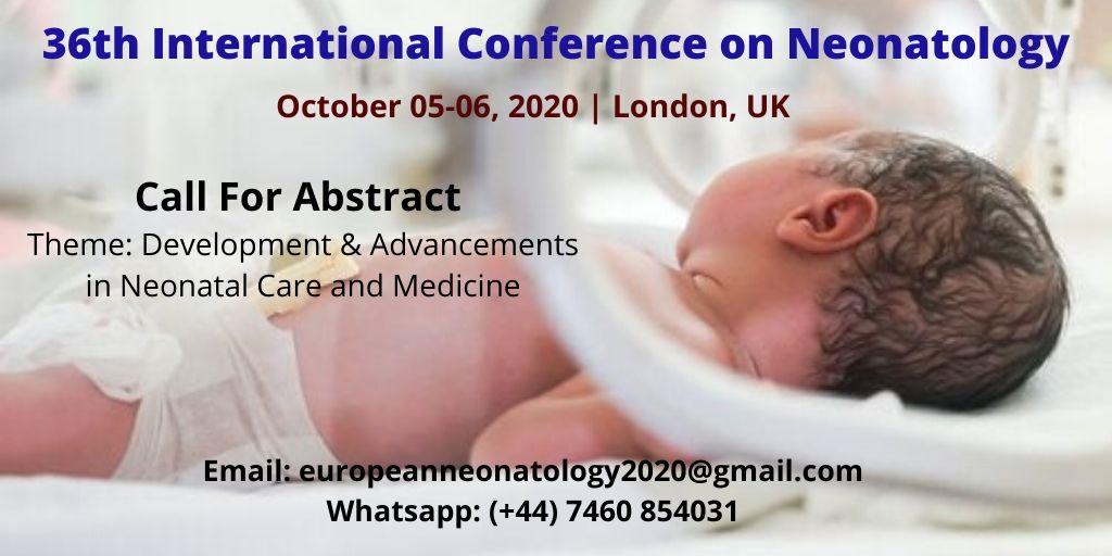 - Neonatology 2020