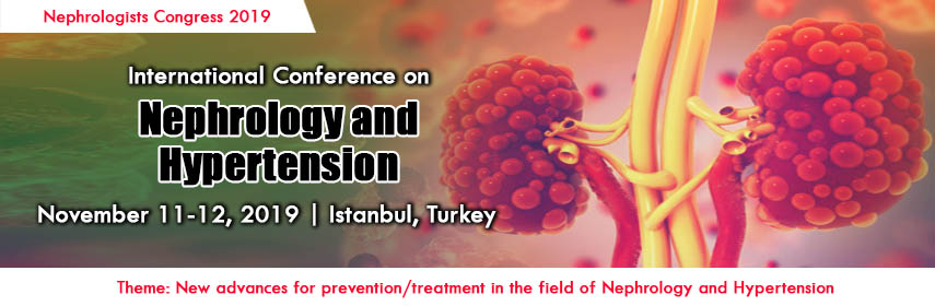 - Nephrologists Congress 2019