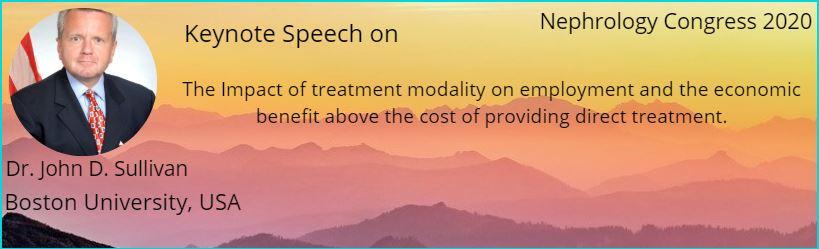 - Nephrology Congress 2020