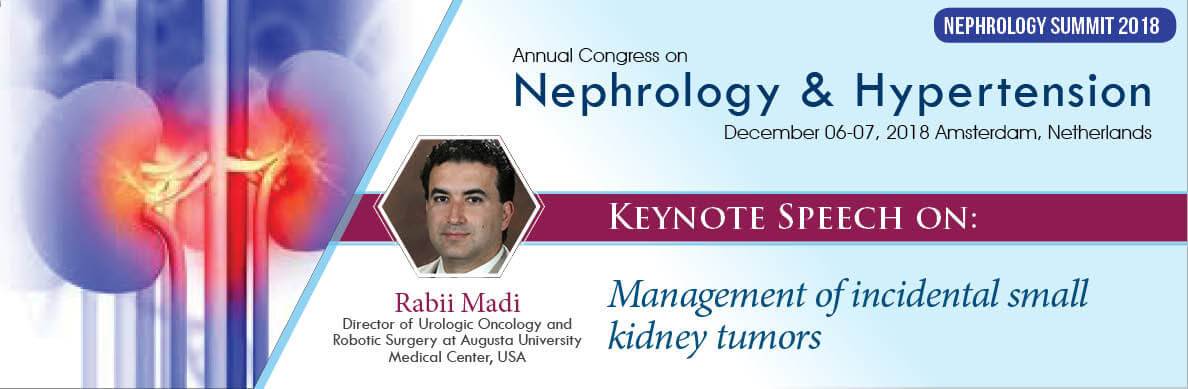 - Nephrology Summit 2018