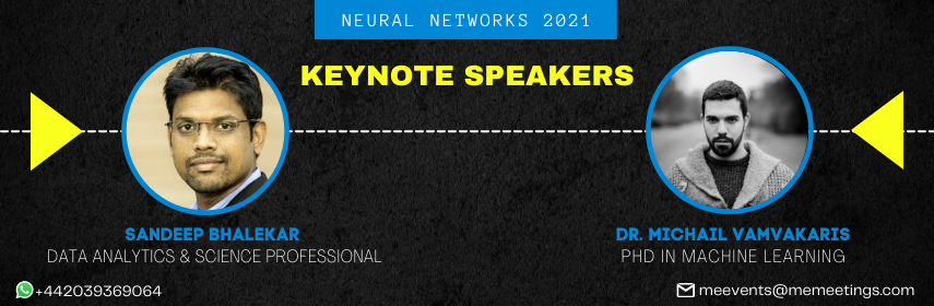 - Neural Networks 2021