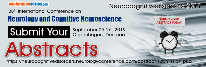 Neurology Conferences | Cognitive Neuroscience 2019