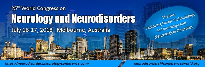 - Neurodisorders Congress 2018