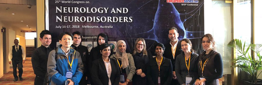 - Neurodisorders Congress 2019