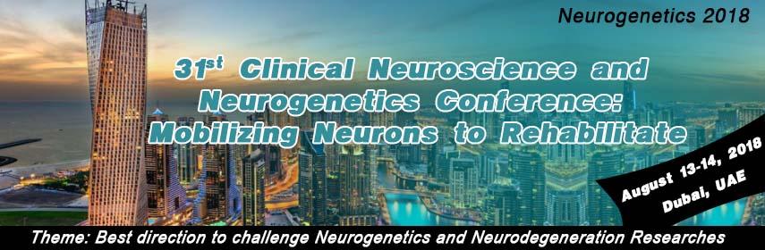 - Neurogenetics 2018