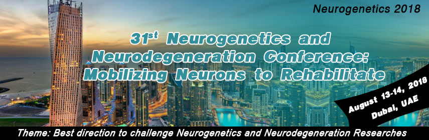 Neurogenetics 2018 - Neurogenetics 2018