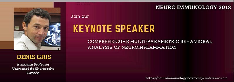 - Neuro Immunology  2018