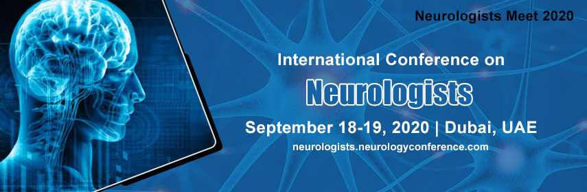 Homepage Banner of International Conference on  Neurologists - Neurologists Meet 2020