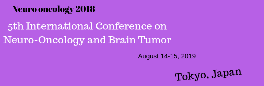 - Neuro Oncology 2019