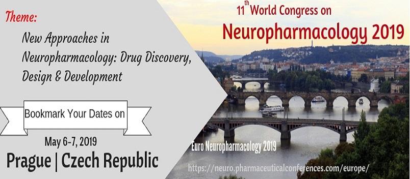 - Euro Neuropharmacology 2019