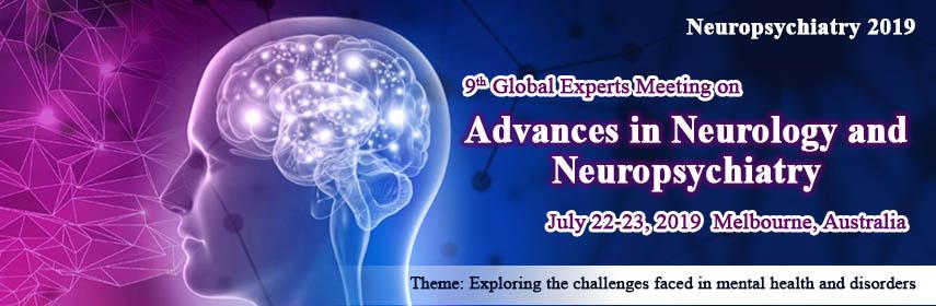 - Neuropsychiatry 2019
