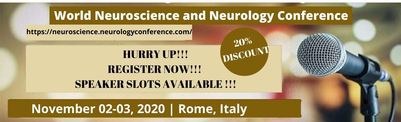 - Neuroscience 2020