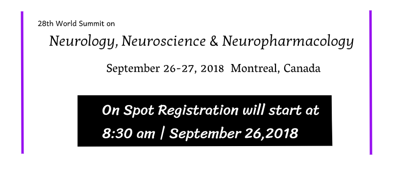 - Neuro Summit 2018