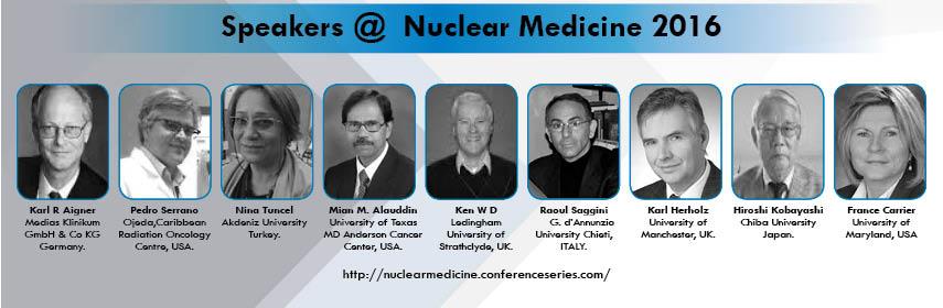 - Nuclear Medicine 2017
