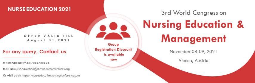 - Nurse Education -2021
