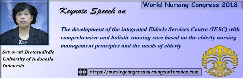 - World Nursing Congress 2018