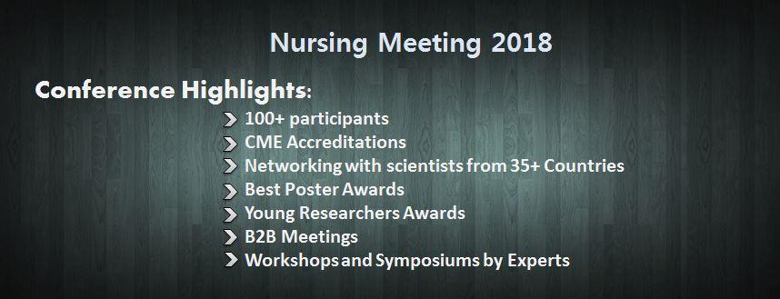 - Nursing Meeting 2018
