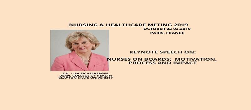 Top Nursing Events |Nursing Meetings | Summit | Europe |Paris|France