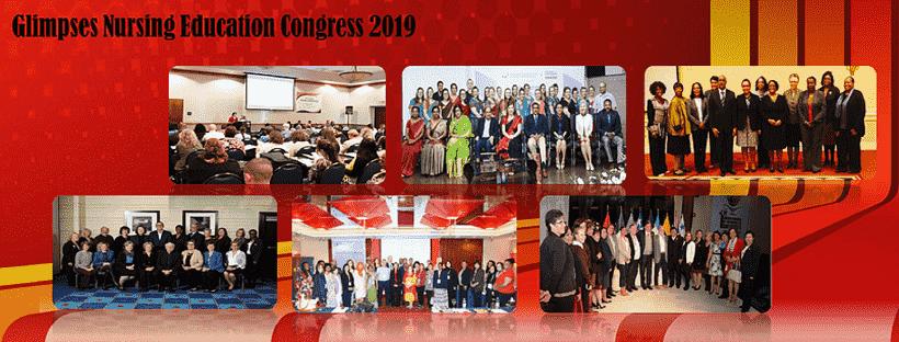 -  Nursing Education Congress-2019
