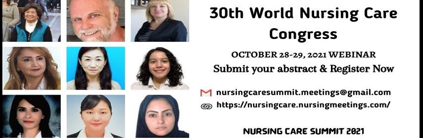 NURSING CARE SUMMIT 2021 - nursing care summit 2021