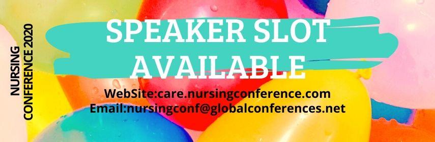 Nursing care conference Banner - Nursing Care Conference 2020