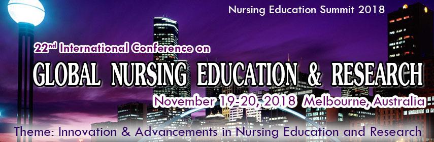 - Nursing Education Summit 2018