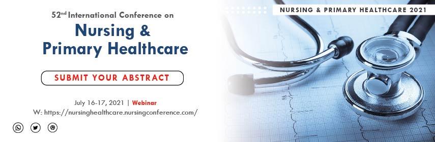 - Nursing & Primary Healthcare 2021