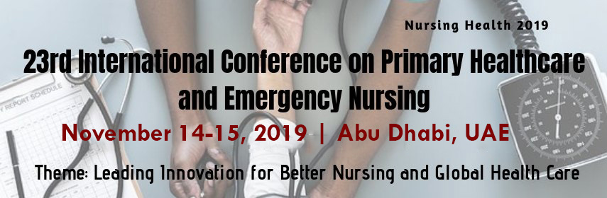 Nursing Conferences | Primary Healthcare Congress