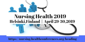 22nd International Conference on Primary Healthcare and Emergency Nursing  , Helsinki,Finland