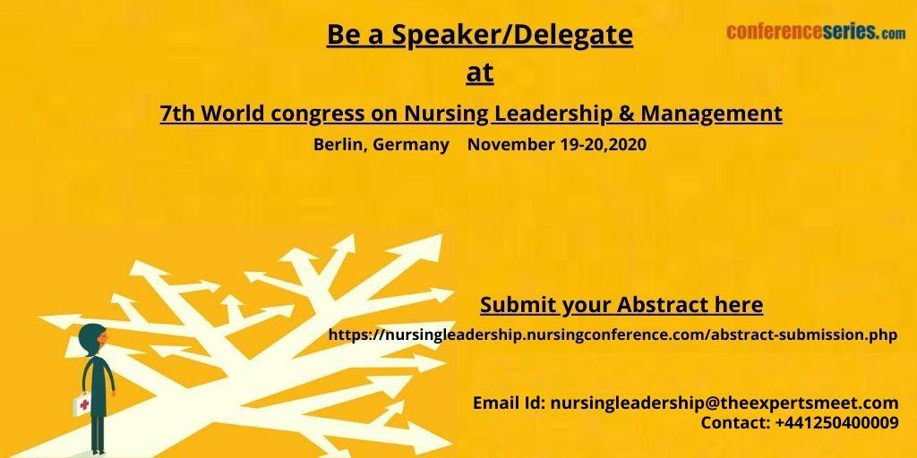 - Nursingleadership and Management 2020
