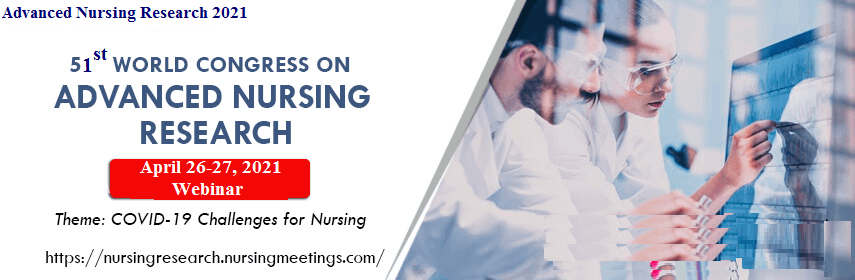 - Advanced Nursing Research 2021
