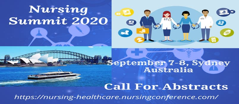 Nursing Online Conferences Nursing And Health Care Online Events Nursing Research Nursing Summit 2020 Nursing And Care Practice Sydney Uk Middle East Asia Pacific 2020