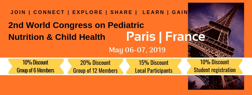 - Euro Pediatric Nutrition 2019