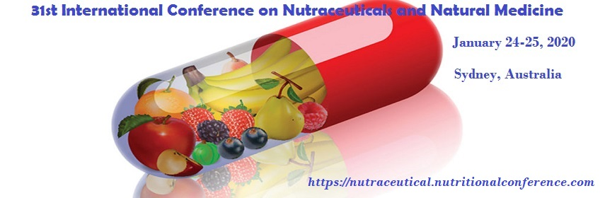 - Nutraceuticals Conference 2020