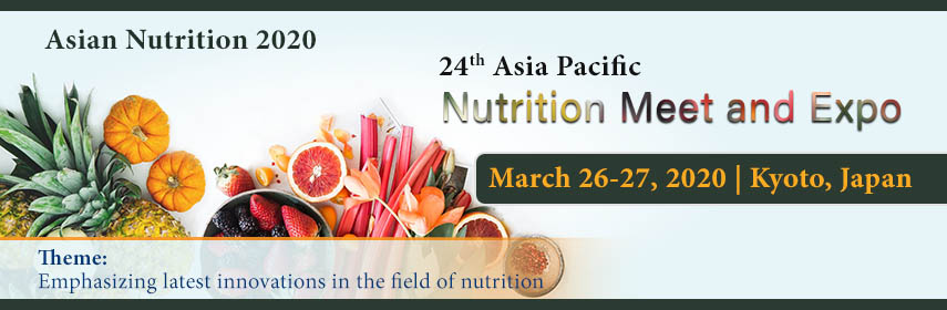 Nutrition Conferences - Asian Nutrition 2020
