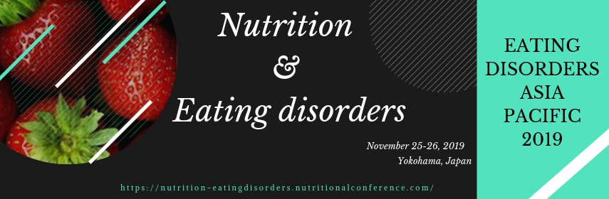 Eating Disorders Asia Pacific 2019 - Eating Disorders Asia Pacific 2019