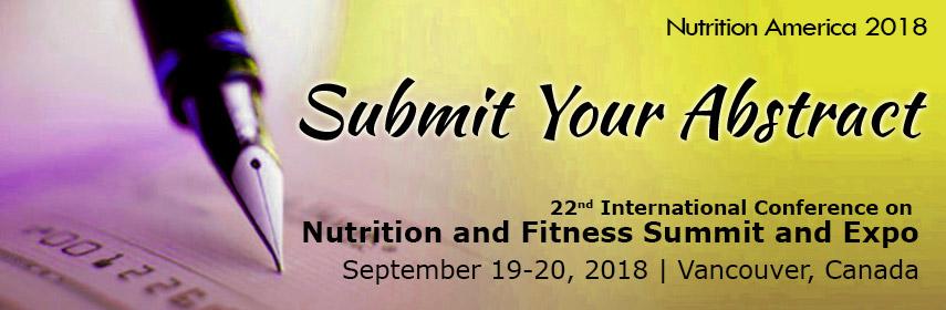 - Nutrition America 2018
