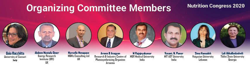 - Nutrition Congress 2020