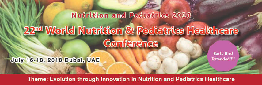 Homepage banner Nutrition and Pediatrics 2018 - Nutrition and Pediatrics 2018