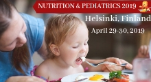 23rd World Nutrition & Pediatrics Healthcare Conference  , Helsinki,Finland