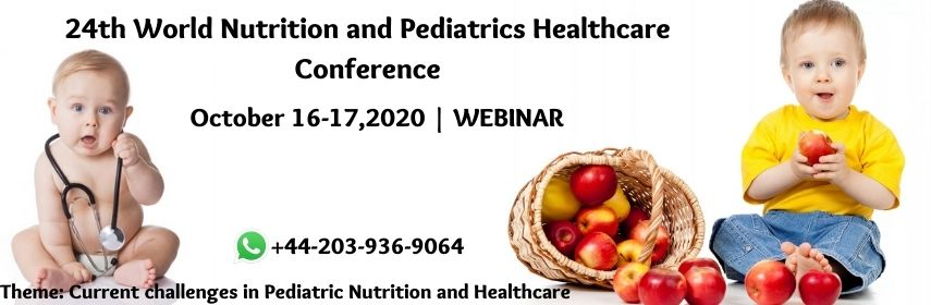 - Nutrition & Pediatrics 2020