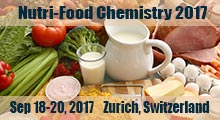 Nutri- Food Chemistry Conference