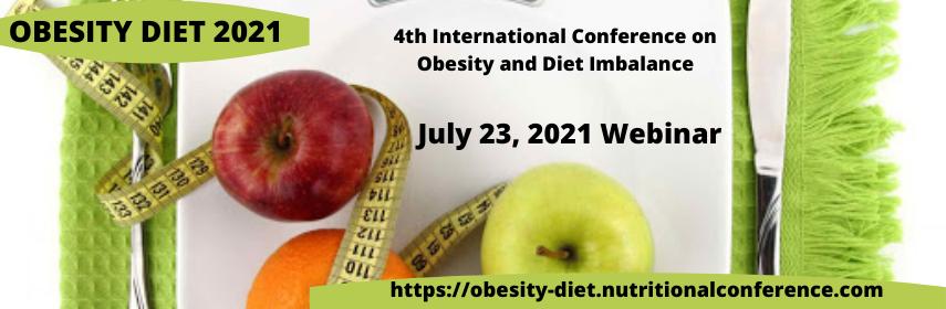 - OBESITY DIET 2021