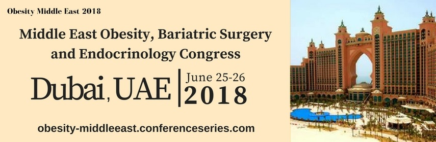 Approaching the prevention and advancements about obesity and endocrinology. - Obesity Middle East 2018