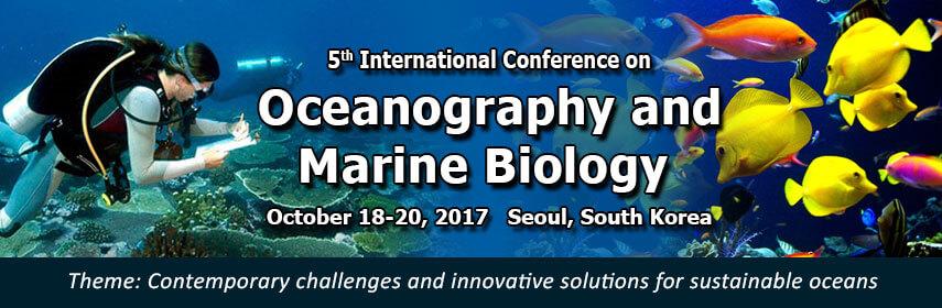 - Oceanography Congress