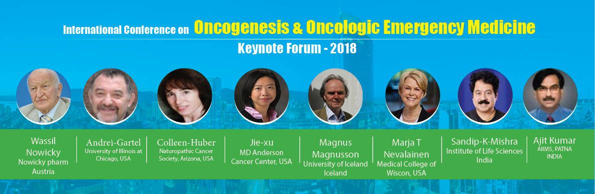 - Oncogenesis 2018